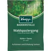 """Kneipp - Badkristaller & badsalter - Badkristaller """"Waldspaziergang"""" Skogspromenad"""