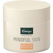 Kneipp - Ansiktsvård - Regenerating Night Cream