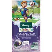 """Kneipp - Barnbad - Naturbarn Skummande magiskt badsalt """"Fussballheld"""" Fotbollshjälte"""