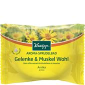 "Kneipp - Bubbelbad - Aroma-bubbelbad ""Gelenke & Muskel Wohl"" Bra för leder & muskler"