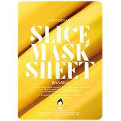 Kocostar - Ansiktsmasker - Banana Slice Mask Sheet