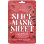 Kocostar - Ansiktsmasker - Watermelon Slice Mask Sheet