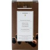 Korres - Hårvård - Argan Oil  Permanent Hair Colorant