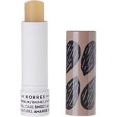 Korres - Läppvård - Sweet Almond Oil Lip Balm