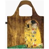 LOQI - Väskor - Gustav Klimt The Kiss Recycled Väska