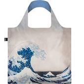 LOQI - Väskor - Katsushika Hokusai The Great Wave Recycled Väska