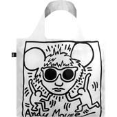 LOQI - Väskor - Väska Keith Haring Andy Mouse
