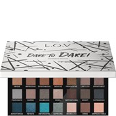 L.O.V - Ögon - Dare To Dare! Eyeshadow Palette