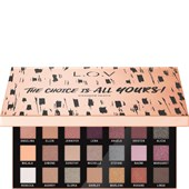 L.O.V - Ögon - The Choice Is All Yours! Eyeshadow Palette