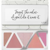 L.O.V - Foundation - The Statment Blush Palette