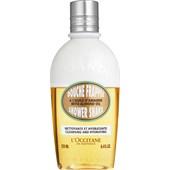 L'Occitane - Amande - Shower Shake with Almond Oil