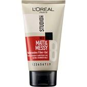 L'Oréal Paris - Masks & Cream - Matt & Messy mattgörande fibergel