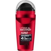 L'Oréal Paris Men Expert - Deodoranter - Ultimate Control Anti-Transpirant Deodorant Roll-On