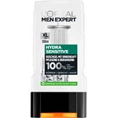L'Oréal Paris Men Expert - Hydra Sensitive - Björksaft Shower Gel