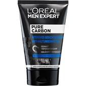 L'Oréal Paris Men Expert - Pure Carbon - Ansiktspeeling anti-akne