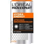 L'Oréal Paris Men Expert - Rakvård - Hydra Energy After Shave lugnande balsam