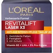 L'Oréal Paris - Dag och natt - Laser X3 Anti-Age Intensiv dagkräm SPF 20