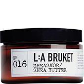 La Bruket - Ansiktskrämer - Nr. 016 Shea Butter Natural
