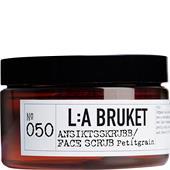 La Bruket - Rengöring - No. 050 Face Scrub Petitgrain