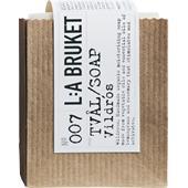 La Bruket - Tvålar - Nr. 007 Bar Soap Wild Rose