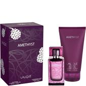 Lalique - Amethyst - Gift Set