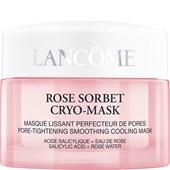 Lancôme - Rengöring & masker - Rose Sorbet Cryo-Mask