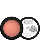Lavera - Ansikte - Natural Mousse Blush