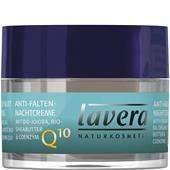 Lavera - Ansiktsvård - Nattkräm med antirynkeffekt