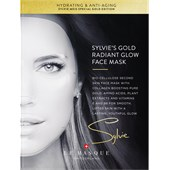 Le Masque Switzerland - Masks - Hydrating & Anti-Aging Sylvie's Gold Radiant Glow Face Mask