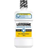 Listerine - Mouthwash - Advanced White