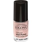 Logona - Nails - Natural Nail Polish