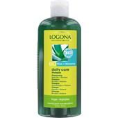 Logona - Shampoo - Ekologisk Aloe + Verbena Ekologisk Aloe + Verbena