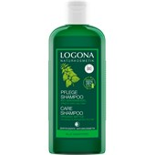Logona - Shampoo - Vårdande schampo Ekologisk Brännässla