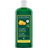 Logona - Shampoo - Volymschampo Olja & Ekologisk Honung