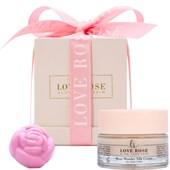 Love Rose Cosmetics - Facial care - Presentset