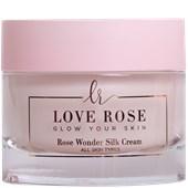 Love Rose Cosmetics - Facial care - Rose Wonder Silk Cream