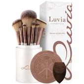 Luvia Cosmetics - Brush Set - Prime Vegan Pro Set