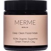 MERME Berlin - Cleansing - Deep Clean Facial Mask