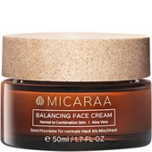 MICARAA - Facial care - Natural Face Cream Normal to Combination Skin