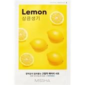 MISSHA - Sheet masks - Airy Fit Mask Lemon