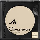 Manhattan - Ansikte - Soft Compact Powder