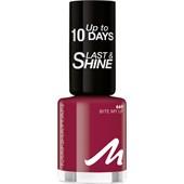 Manhattan - Naglar - Last & Shine Nail Polish