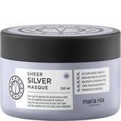Maria Nila - Sheer Silver - Masque