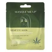 Masque Me Up - Facial care - Hemp Eye Mask Green