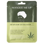 Masque Me Up - Facial care - Hemp Hair Steam Mask Green
