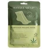 Masque Me Up - Body care - Hemp Foot Peeling Mask Green