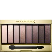 Max Factor - Ögon - Rose Nudes Nude Palette
