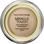 Max Factor - Ansikte - Miracle Touch Skin Perfecting Foundation SPF 30