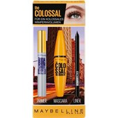 Maybelline New York - Eyeliner - The Colossal Eye Make-Up Set