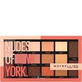 Maybelline New York - Eye Shadow - Nudes Of New York Palette